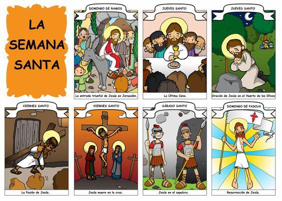 Paso Semana Santa Clipart.