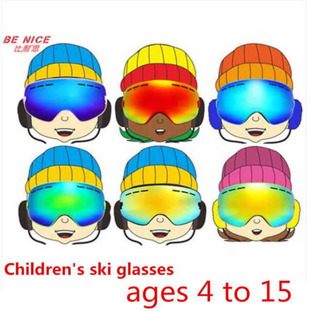 Aliexpress.com : Buy Benice brand snowboard goggles double anti.