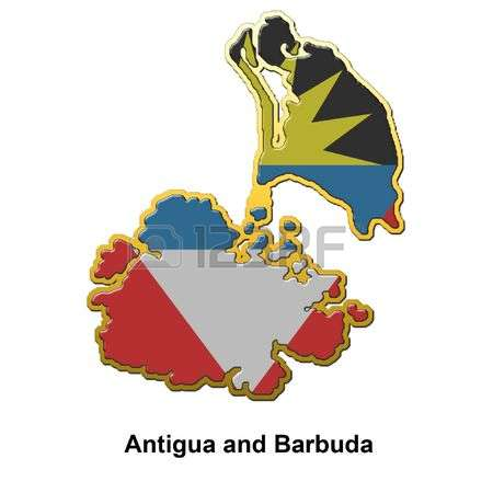 284 Antigua And Barbuda Map Cliparts, Stock Vector And Royalty.