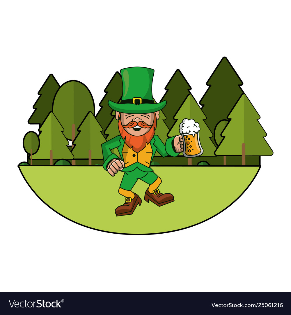 Irish elf clipart images gallery for free download.