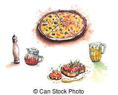 Antipasto Illustrations and Stock Art. 20 Antipasto illustration.