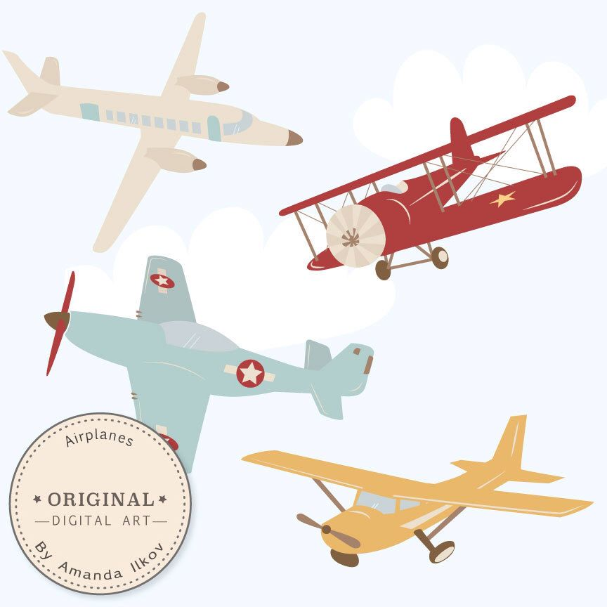 Free Aviation Clipart antique airplane, Download Free Clip Art on.