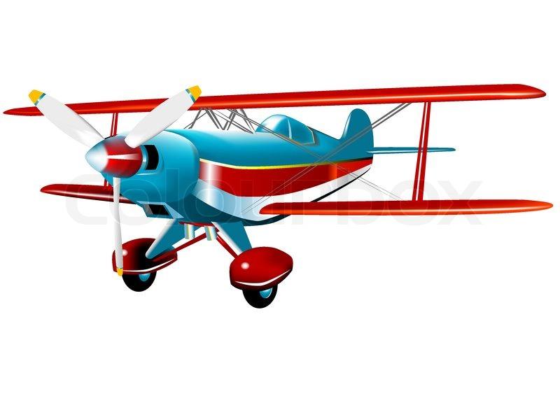 Aerobatic Aeroplane.