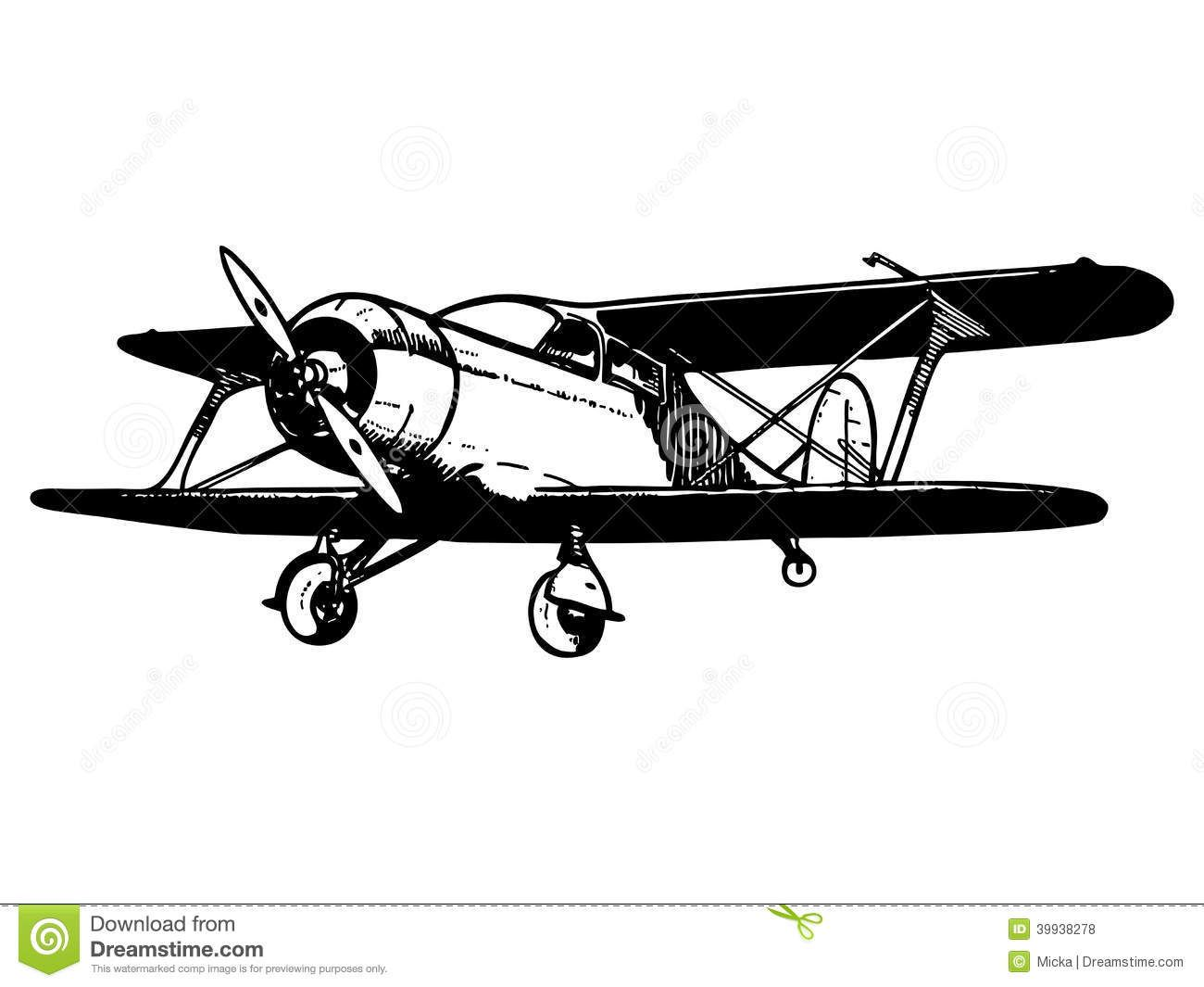Vintage Airplane Clipart Free Vintage airplanes clipart.