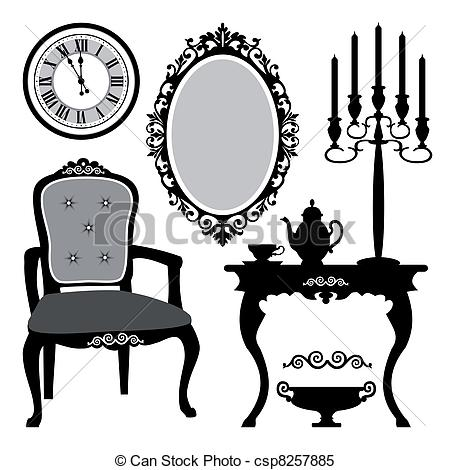 Antique Art Clipart