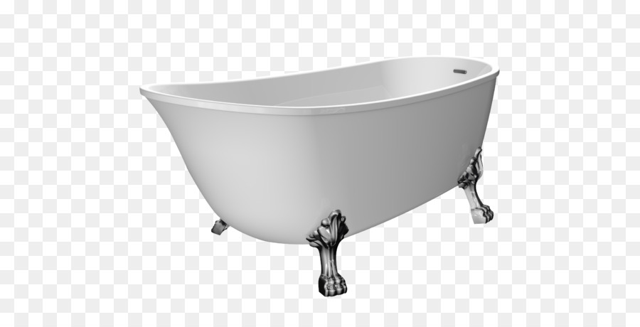 Free Clawfoot Tub Silhouette, Download Free Clip Art, Free.