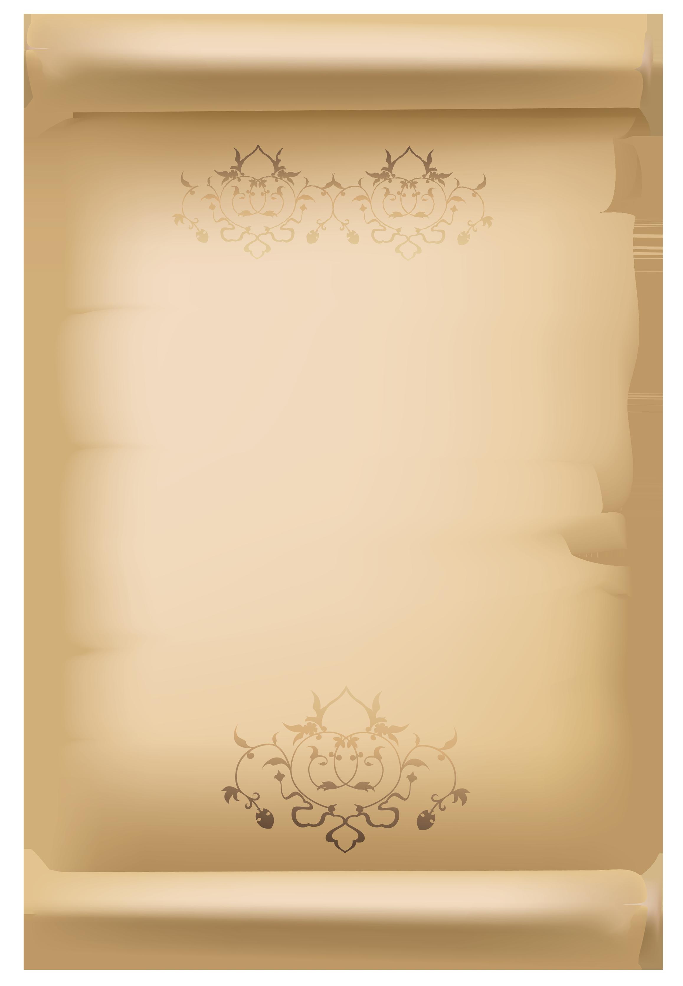 Document clipart ancient paper, Document ancient paper.
