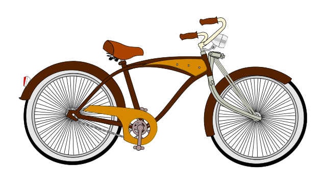 Free Vintage Bicycle Cliparts, Download Free Clip Art, Free.