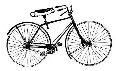 15 Bicycle Clip Art Images!.
