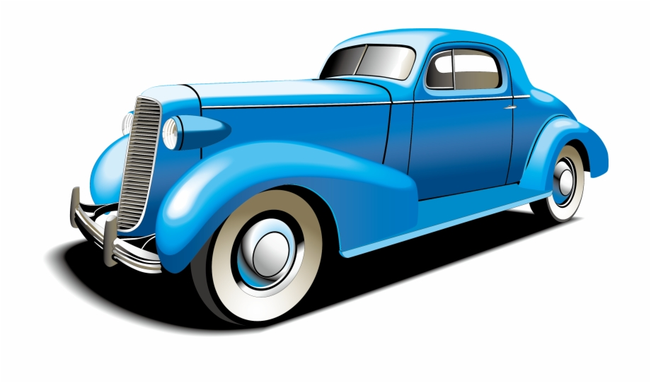 Hot Rod Car Graphic Royalty Free.