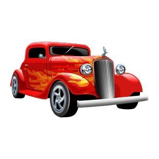 Antique cars clip art free.