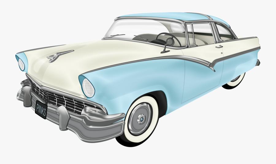 Hd Classic Car Clipart.