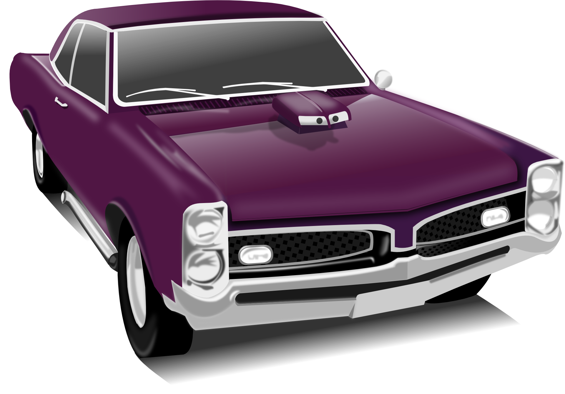 Antique cars clipart #16