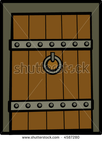 Wooden Door Clipart. Wooden Door Clipart Images Pictures Becuo.