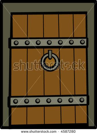 Wooden Door Clipart. Wooden Door Clipart Images Pictures Becuo.