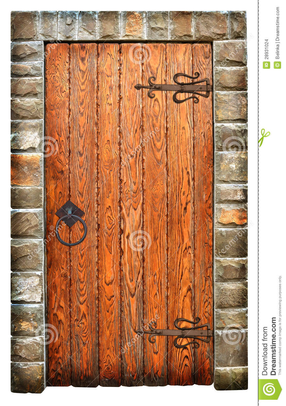 Old Wood Doors : Old door clipart clipground