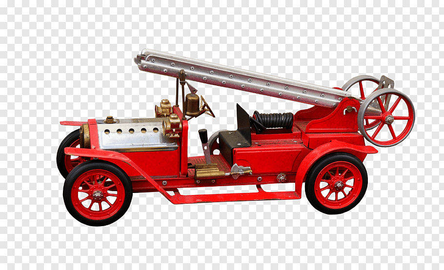 Car Fire engine Firefighter Fire station, truck free png.