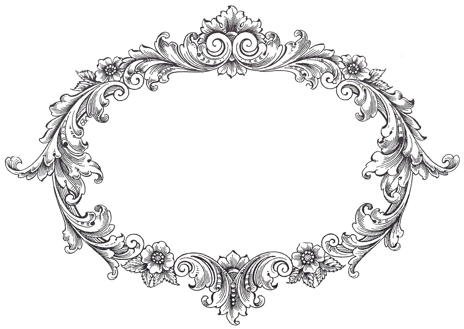 Free Vintage Shape Cliparts, Download Free Clip Art, Free.