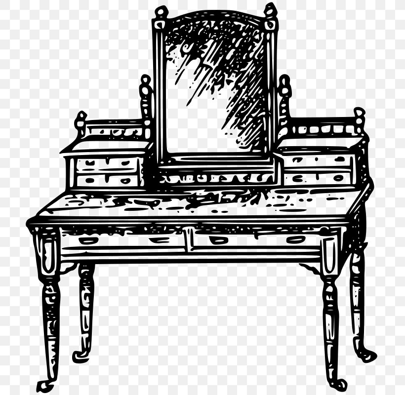 Table Antique Furniture Clip Art, PNG, 719x800px, Table.
