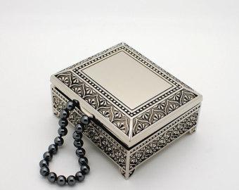 Antique jewel box clipart #20