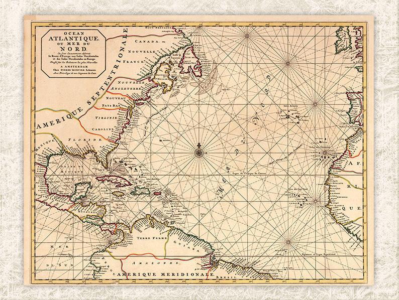 Correct Printable Vintage Map Free Printable Maps World Map.