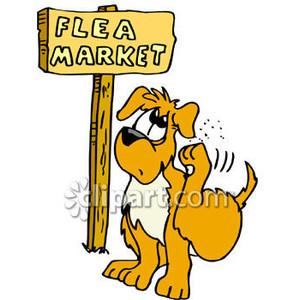 Flea market clipart free.