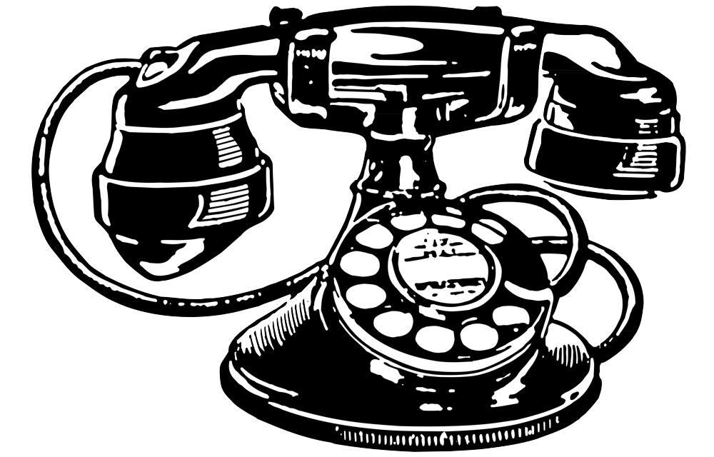 Phone clipart antique phone, Phone antique phone Transparent.