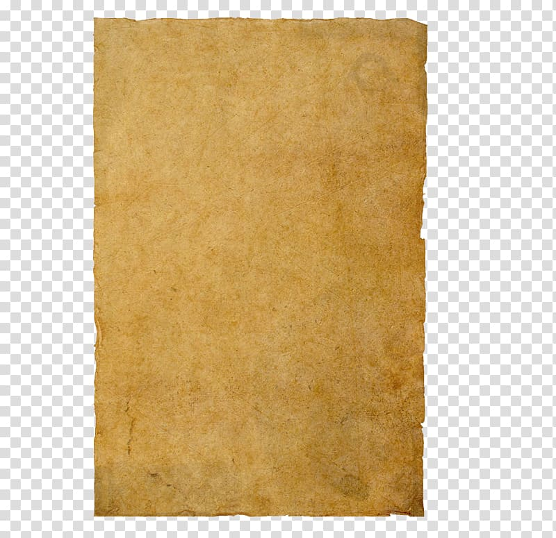 Beige surface, Paper Yellow Rectangle Pattern, Rough edge.
