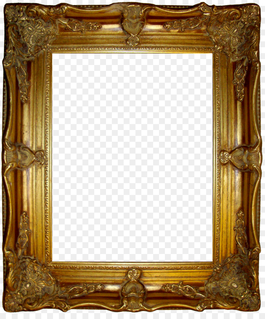 Vintage Ornament Frame png download.
