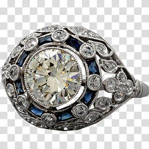 Antique s, silver.