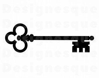 Vector skeleton key.