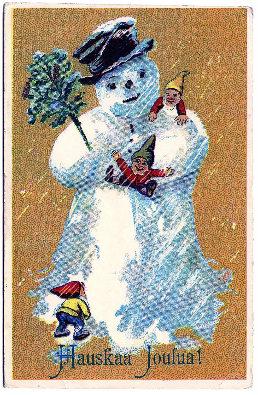 15 Best Snowman Images!.