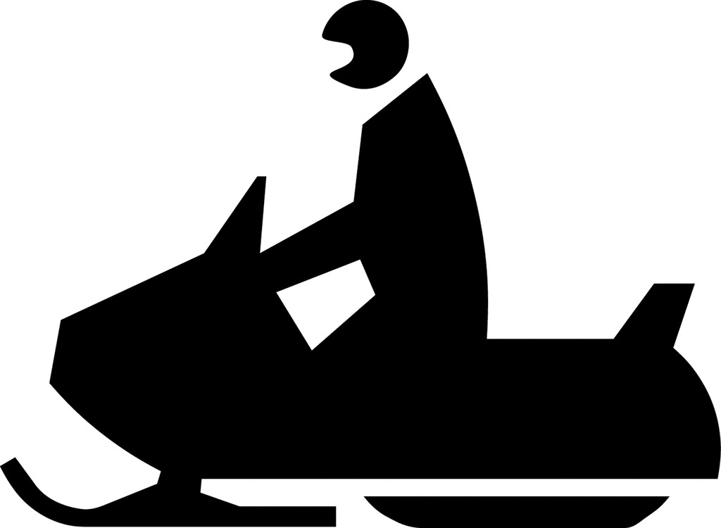 Snowmobile Clipart Fresh Vintage Snowmobil #291488.