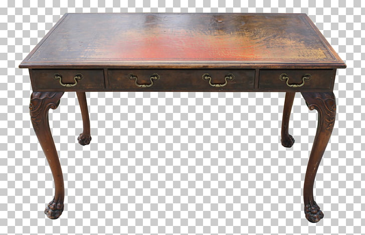 Table Writing desk Secretary desk Furniture, antique table.