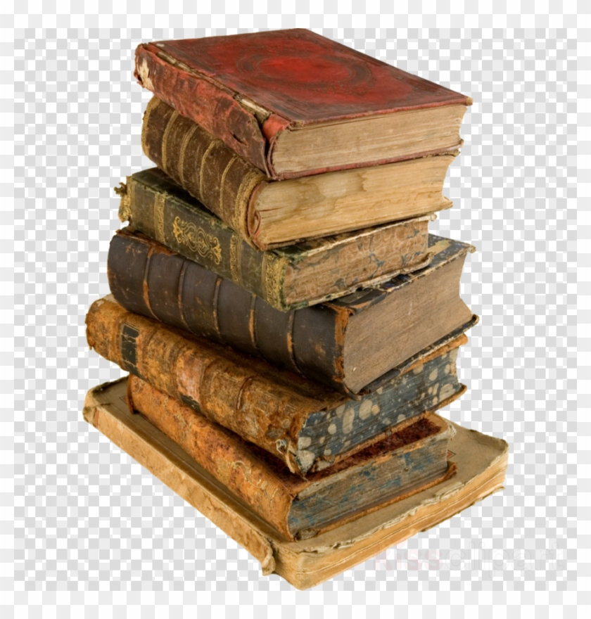Old Books Png Clipart Hardcover Book.