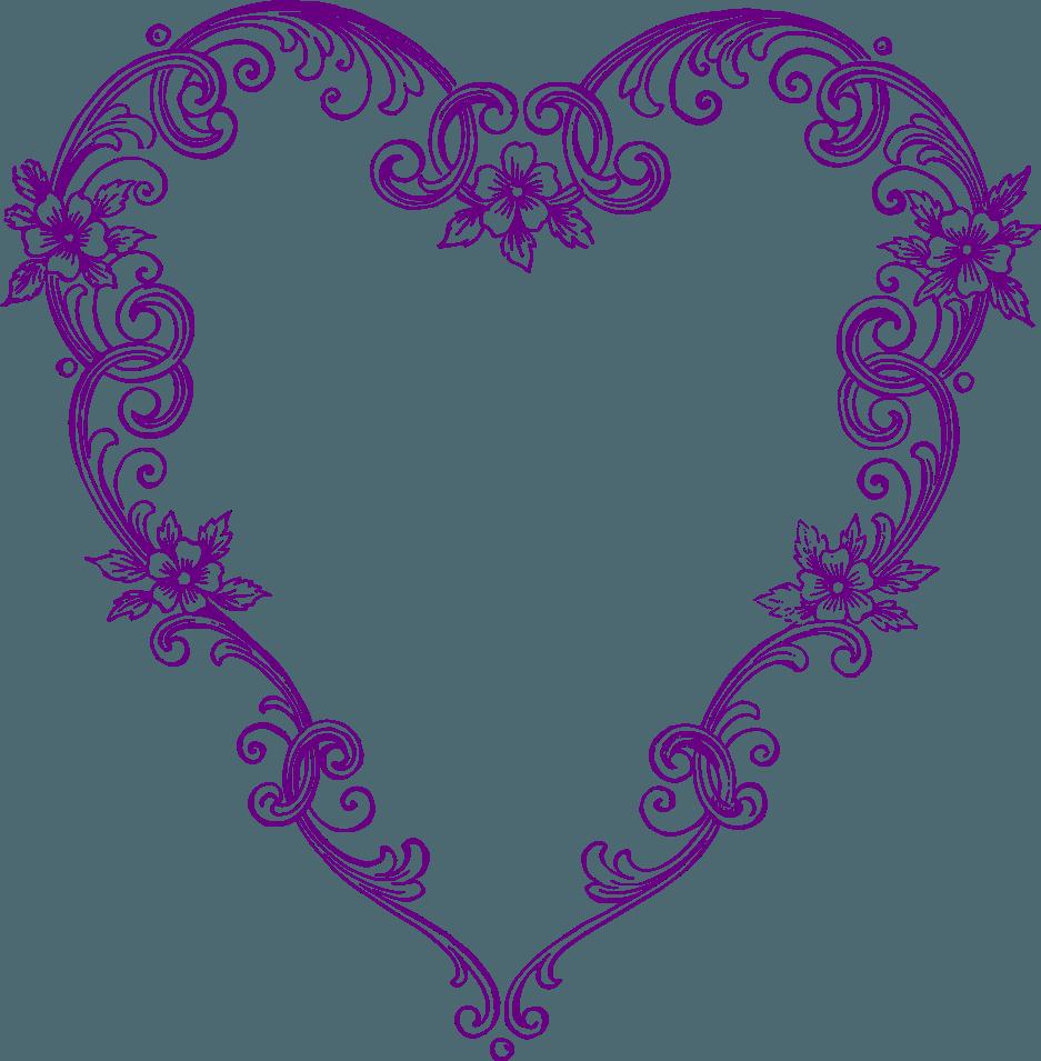44218 Heart free clipart.
