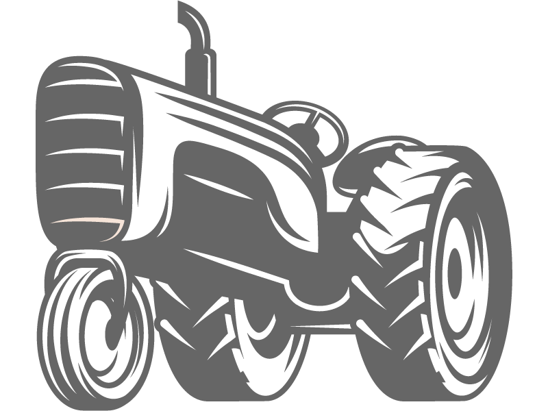 Antique tractor sepia clipart clipart images gallery for.