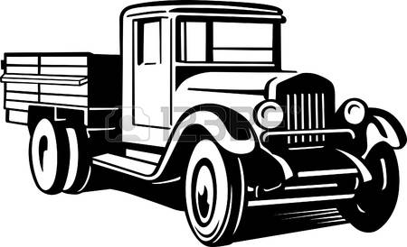 3,307 Old Truck Stock Vector Illustration And Royalty Free Old.