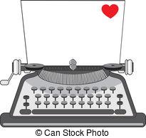 Typewriter Illustrations and Clip Art. 3,431 Typewriter royalty.