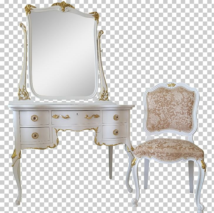 Chair Table Cosmetics Furniture Vanity PNG, Clipart, Antique.