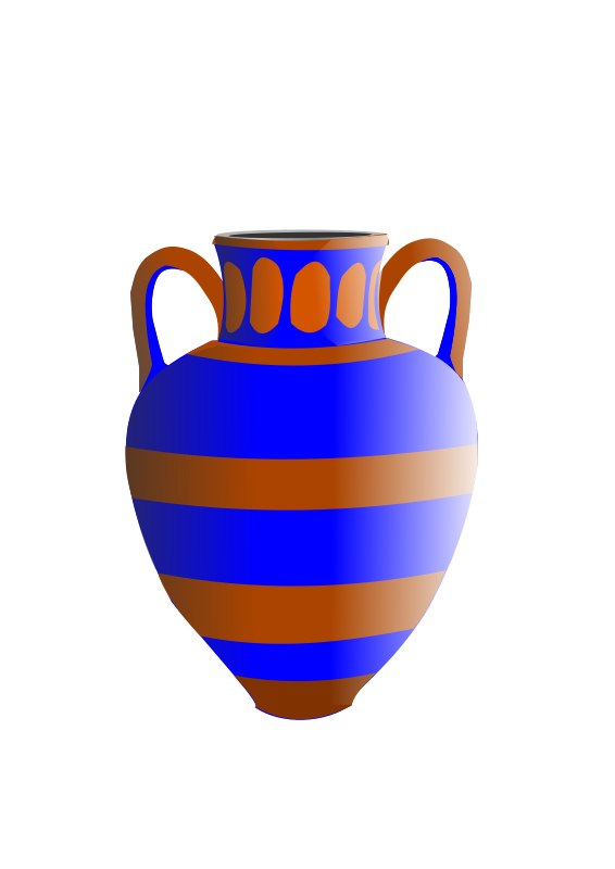 Antique vases clipart - Clipground