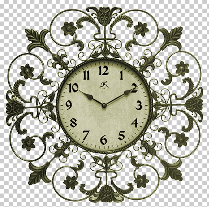 Pendulum clock Antique Wall Musical clock, clock PNG clipart.