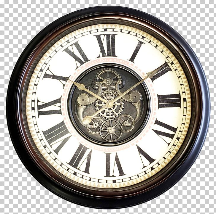 Clock Window Wall Gear Antique PNG, Clipart, Antique.