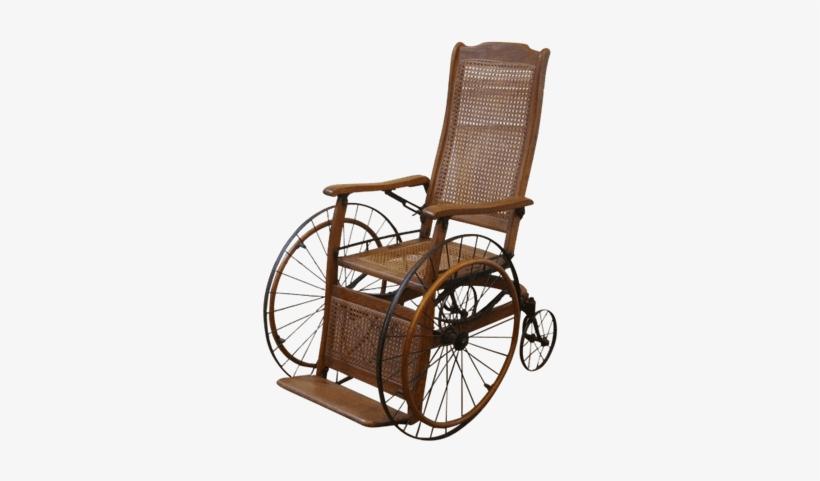 Antique Wheelchair.