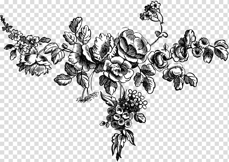 Engraving Vintage clothing Wedding invitation Flower.