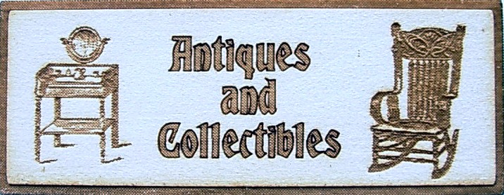 Antiques & Collectibles.