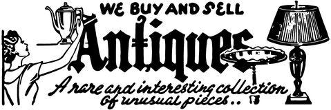 Clipart antiques.