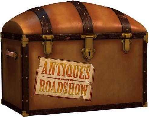antiques roadshow clipart #6