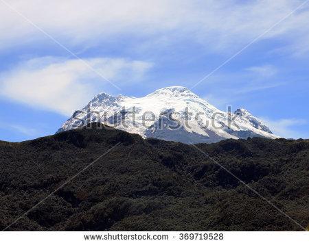 """cayambe Volcano"""" Stock Photos, Royalty."""