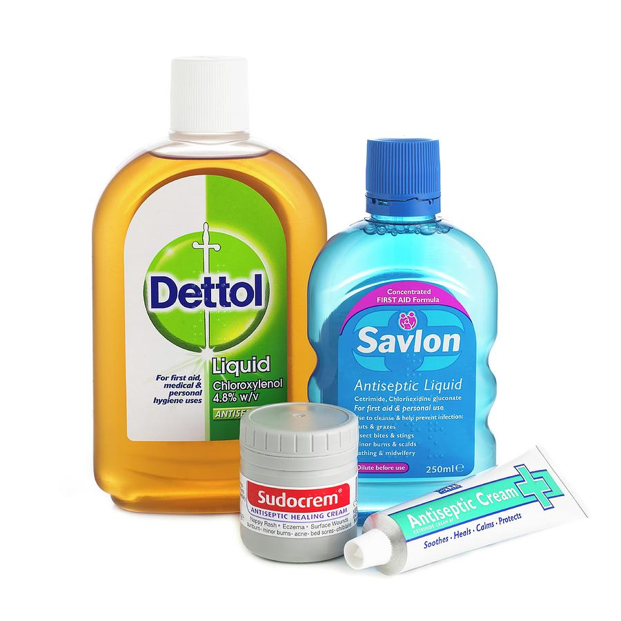 Domestic Antiseptic Products.